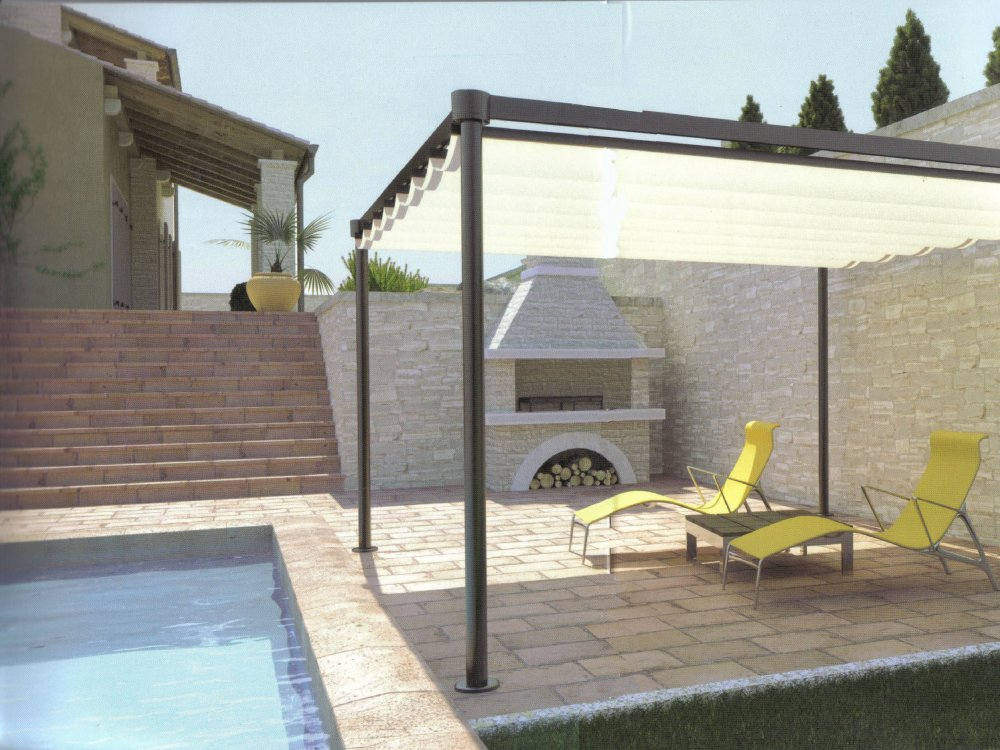 Retractable Canopy Uk & Deans Retractable Awning